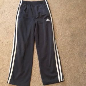 Boys Adidas pants in a size 6